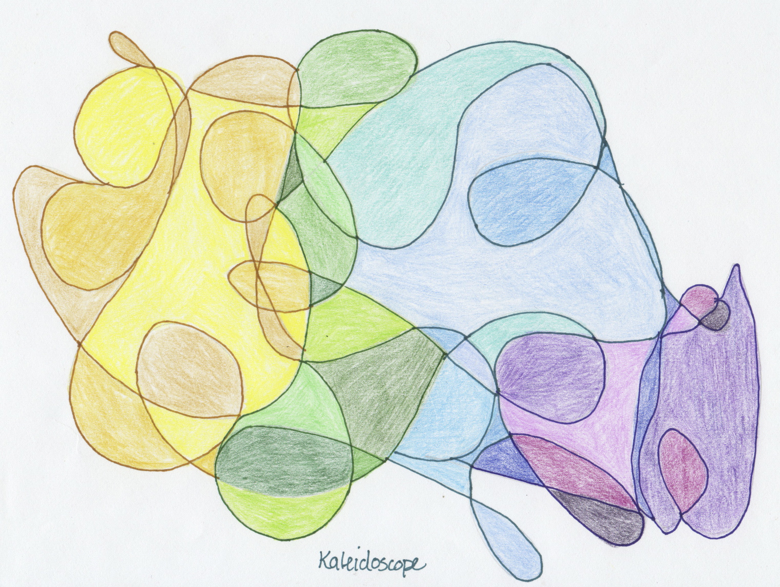 Scribble Drawing Therapy : Color me happy anxiety therapy buffalo amherst wny